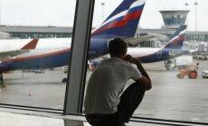 Krievijas lielāko privāto aviokompāniju pārdos par vienu rubli