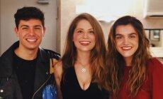 Laura Rizzotto sajūsmina fanus Spānijā