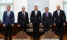 ZZS apliecina Valsts prezidentam vēlmi strādāt plašā koalīcijā