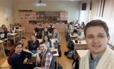 Zemessargs, futbolists, reperis – 'Iespējamās misijas' skolotāji vīrieši Latvijas skolās
