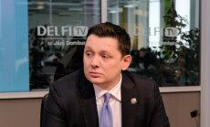 'Delfi TV ar Jāni Domburu': partiju līderi – pilna intervija ar Artusu Kaimiņu