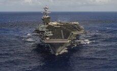 Пентагон пообещал, что авианосец США дойдет до берегов КНДР