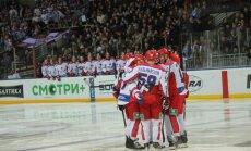 Maskavas CSKA vien trešajā pagarinājumā izcīna otro uzvaru pār Sanktpēterburgas SKA