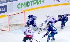 Video: Rīgas 'Dinamo' leģionāram Videlam nedēļas otrais skaistākais 'gols'