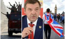 12 сентября. ПБ поймала латвийца из Сирии, Путин благодарит Знарка, британцы хотят ввести рабочие визы