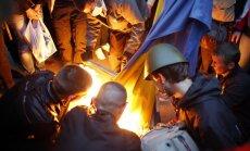 Atbrīvoti Odesas nemieru laikā apcietinātie aktīvisti