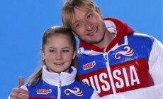 Soču olimpiskā čempione daiļslidošanā Lipņicka noslēgusi karjeru