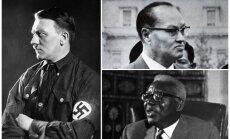 Pārdabiski spēki un neierobežota vara: māņticīgākie 20. gadsimta diktatori