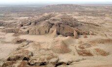 Irākā uziet 4000 gadus senu šumeru ostu