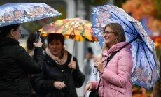 Во вторник в Латвии будет ветрено и дождливо