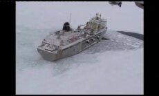 Krievijā nogrimušais kuģis pirms pārdošanas pērn rudenī bija tehniskā kārtībā, paziņo bijušais īpašnieks