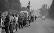 Baltijas ceļš – cilvēku ķēde trīs valstu vienotiem centieniem pēc brīvības