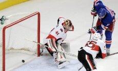 Daugaviņa kluba vārtsargs Andersons nosaukts par NHL janvāra mēneša pirmo zvaigzni
