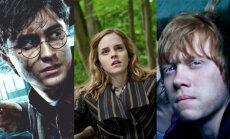 Īpašos kinoteātros Lielbritānijā un ASV rādīs visas Harija Potera filmas