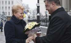 Lietuva piegādās Ukrainai ieročus