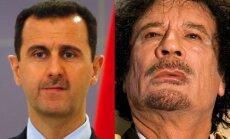 """The New York Times: Судьба пяти диктаторов по итогам """"арабской весны"""""""