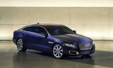 'Jaguar' modernizējis 'XJ' limuzīnu