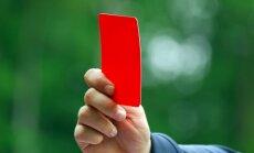 Pēc tiesneša diskvalifikācijas FIFA liek pārspēlēt Pasaules kausa kvalifikācijas spēli