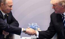 Vislielākais ieguvējs pēc G20 samita ir Putins, uzskata eksperts