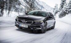 Somijā 'Opel Insignia' ieguvis ikgadējo Ziemas auto titulu