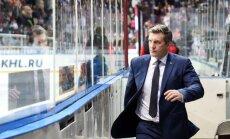 Ozoliņš pēc pirmās uzvaras sezonā slavē Rīgas 'Dinamo' hokejistu pašatdevi