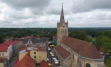 Cēsu vecpilsētu par 177 tūkstošiem eiro kops 'Eco Baltia vide'
