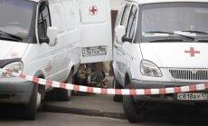 Ugunsgrēkā narkomānu rehabilitācijas centrā Krievijā astoņi bojāgājušie
