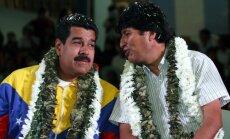 Venecuēla gaida Snoudena atbildi uz politiskā patvēruma piedāvājumu