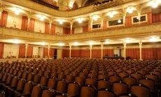 Nacionālā teātra Lielajai zālei par miljonu iegādāsies jaunu interjeru