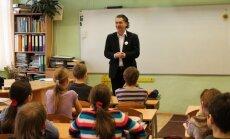 Dināra Ozola kultūršoks, no biznesa vides iejūtoties matemātikas skolotāja ādā