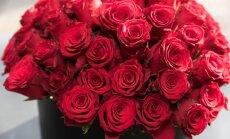 Dāvanas un ziedi – parādi 'Delfi Aculieciniekam' savu Valentīndienas pārsteigumu un piedalies aptaujā!