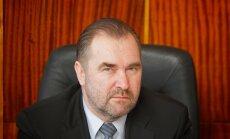 Prokuratūra bijušo cietumu šefu Puķīti apsūdz amata pienākumu nepildīšanā