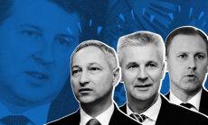 Ārkārtas scenārijs un trīs kandidāti – jaunā valdība bez aprisēm