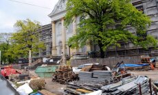 Iedzīvotāji varēs apskatīt renovēto Mākslas muzeju vēl pirms oficiālās atklāšanas
