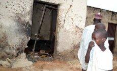 Nigērijas mošejā uzspridzinās teroristi pašnāvnieki; miruši desmitiem cilvēku