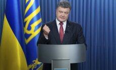 Порошенко подписал закон о реинтеграции Донбасса для изменения формата АТО