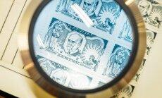 'Delfi' ekspedīcija: Kur glabājas Latvijas dārgākā pastmarka