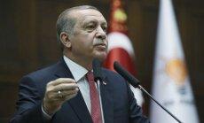 Erdogans paziņo par progresu sarunās par Krievijas zenītraķešu iegādi