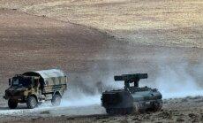 Турецкая армия сообщила о ликвидации 138 боевиков ИГ на севере Сирии