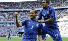 ВИДЕО, ФОТО: Как итальянцы сделали испанцев экс-чемпионами и отправили домой