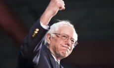 ASV priekšvēlēšanās Oregonas štatā uzvar Tramps un Sanderss
