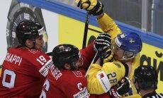 Zviedrijas izmocītā uzvara saglabā Latvijai cerības uz ceturtdaļfinālu
