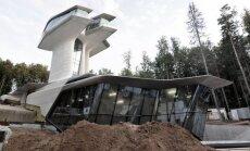 Naomi Kempbelai uzcelta īpaša 'kosmiskā' māja