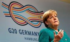 Меркель осталась довольна итогами саммита G20