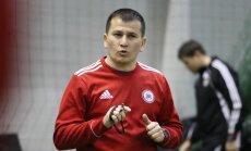 Paziņoti Latvijas U-19 futbola izlases kandidāti