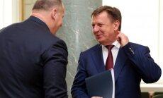 Кучинскис: опасений по поводу будущего НАТО больше нет
