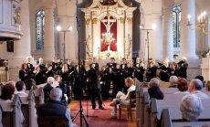 Populāri mūziķi koncertā vāks ziedojumu Rīgas Sv.Jāņa baznīcas fasādes atjaunošanai