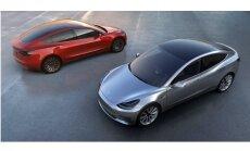 'Fiat' vadītājs ar skepsi raugās uz 'Tesla Model 3' projektu