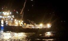 No Ziemeļu ledus okeāna izcelts avarējušais Krievijas helikopters
