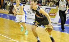 Jaunizveidotajai 'Liepājas basketbols' komandai pievienojas aizsargs Krastiņš